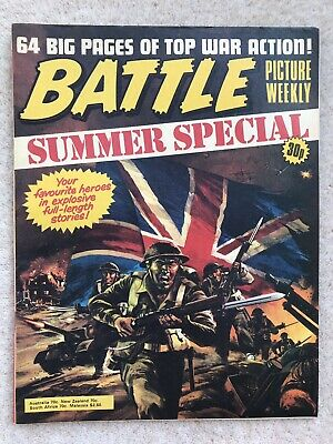 Battle Picture Weekly Summer Special - 1977