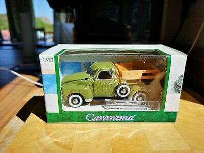 Cararama Chevrolet 3100 Pick Up Truck - 1:43 Excellent Condition