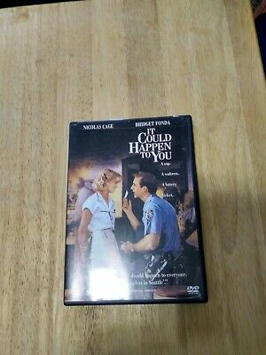 It Could Happen to You (DVD, 1998, Closed Caption Multiple Languages)