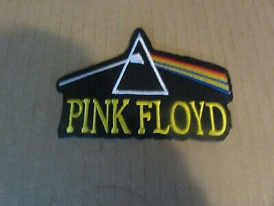 Pink Floyd Patch - Iron On/Sew On