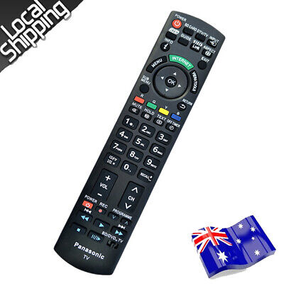 New Panasonic TV Remote N2QAYB000496 Replaced sub N2QAYB000496 Replacement