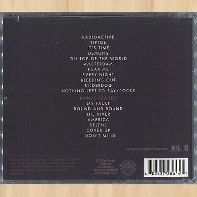 +7 BONUS TRACKS---> IMAGINE DRAGONS Night Visions EXCLUSIVE CD I Don't Mind 0421