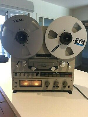 TEAC X-10R Reel-to-Reel in excellent condition
