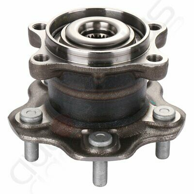 Rear Left or Right Wheel Hub Bearing And Assembly Fits 08-13 For Nissan Rogue