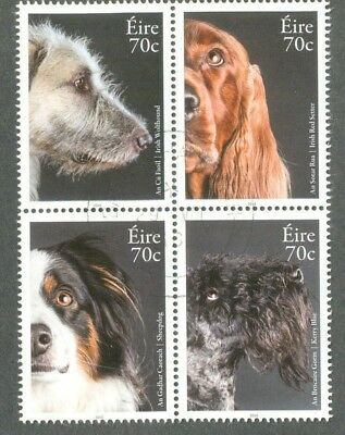 Ireland-Dogs fine  used set-2016