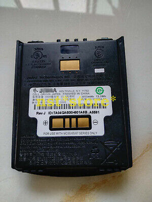 Applicable for Symbol barcode scanner battery 82-111094-01 3600 mAh