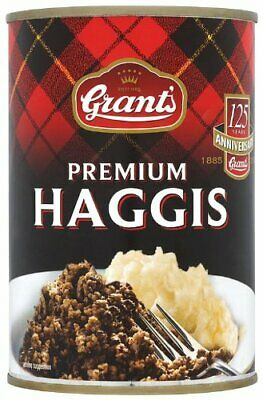 Grants Haggis 392 g Pack of 6