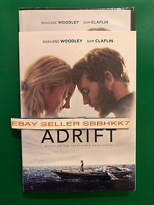 ADRIFT DVD With Slipcover Brand New Sealed Free Shipping