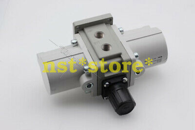 Applicable for 1PC NEW SMC Booster Valve VBA10A-02