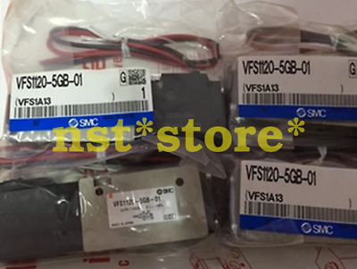 Applicable for 1PC NEW SMC Solenoid Valve vfs1120-5GB-01