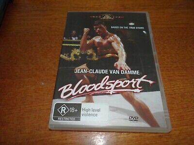 Bloodsport Dvd *Bargain*