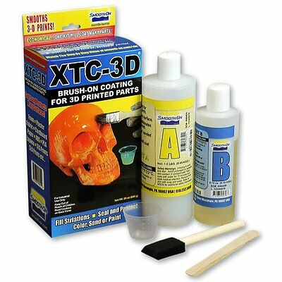 XTC-3D High Performance 3D Print Coating - 180gr (6.4 oz)