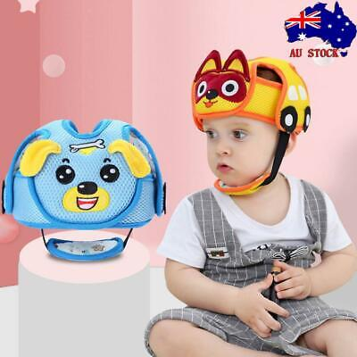 Child Baby Toddler Safety Helmet Kids Head Protection Hat For Walking Crawling