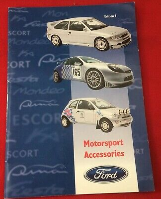 Ford Motorsport Accessories Edition 3