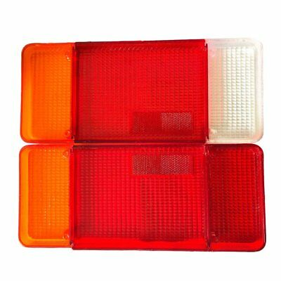 2Pcs IVECO EUROCARGO DAILY TALBOT EXPRESS REAR TAIL LIGHT LAMP LENS R/H + L/H +L