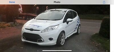 FORD FIESTA ZETEC S MK7 2008-2017**BREAKING** (most Parts Available)