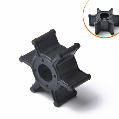 Black Water Pump Impeller for Yamaha Outboard 6E5-44352-01-00 6E5443520100 OS*S