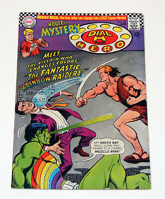House of Mystery #167 Dial H for Hero - 1967 - DC Comics