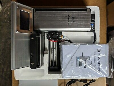 Monoprice Select Mini Pro 3D Printer (touchscreen)