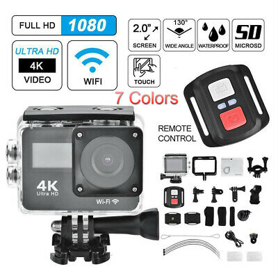 Ultra Sports Camera DVR Wifi HD 4K 1080P Cam Action Camcorder Waterproof SJ9000