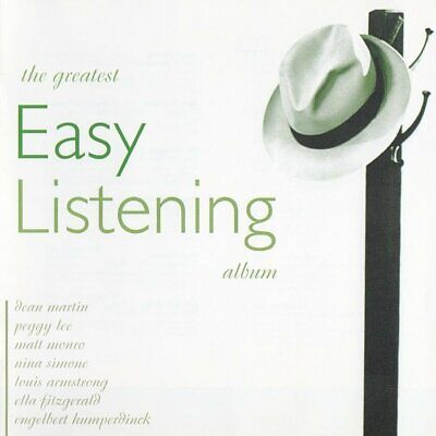 Various Artists - The Greatest Easy Listening Album (2CD) (2004) CD NEW