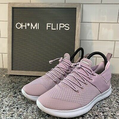 21601ba611a8e Nike Free RN Commuter New Women s 880842 500 Plum Running Shoes Size 6.5  Used