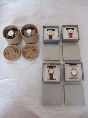 Bundle Of 6 Womens Kahuna Spirit Watches BNIB
