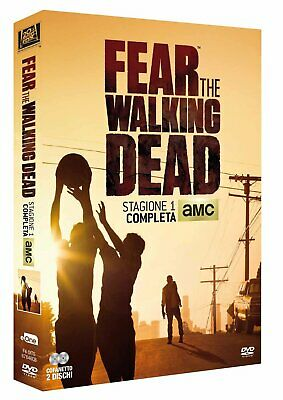 Fear The Walking Dead - Stagione 1   (DVD)  Nuovo Originale e sigillato