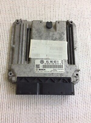 03L906022R G ECU Calculateur Moteur CBDB 6164 H08 EDC17CP14 Vw Scirocco 2008-