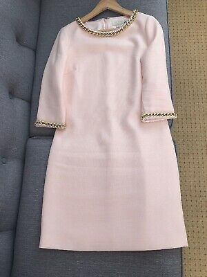 Ted Baker Soft Pink Dress Size 1