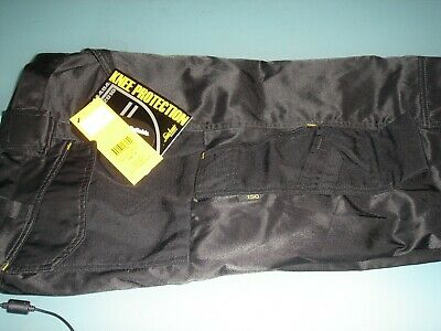Brand New     Snickers Work Wear Trousers Dura Twill 3312 -  Free Post