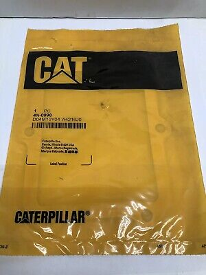 NEW Caterpillar (CAT) 4N-0998 or 4N0998 GASKET