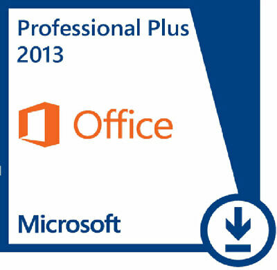 Office Professional Plus 2013 - Windows 32/64bit - ESD - multi language - 1 PC