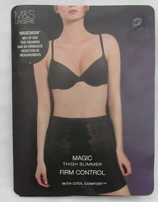 P203.10 Ex Marks and Spencer Firm Control Magicwear™ Geometric Thigh Slimmer