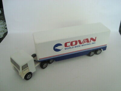 Ralstoy  Usa  Modell   Blech  Us Truck   Covan  World-Wide Moving