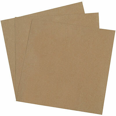 """Kraft Chipboard Pads, 48"""" x 48"""", 425 Pack, CP4848, Lot of 1"""