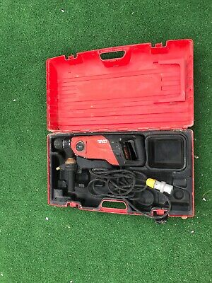 Hilti DD 150-U Diamond Core Drill Wet Coring Drilling 110V With Case