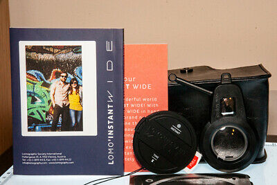 LENS CAP & CLOSE UP LENS ACCESSORIES FOR  lomography lomo'instant wide camera