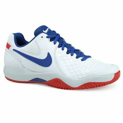 watch 57480 0257b Mens Nike Air Zoom Resistance Tennis Shoes Size Uk 9 Eur 44