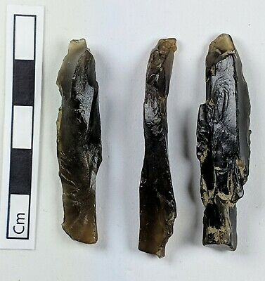 """Transitional"" EUP, (L-R-J) Blade-Points c43,500-40,500 years BP"