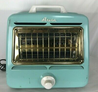 Vintage Arvin Electric Space Heater 1320 Watt Automatic