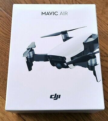 DJI Mavic Air Camera Drone with Controller ARCTIC WHITE #2