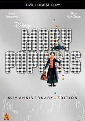 ANDREWS,JULIE-Mary Poppins (US IMPORT) DVD NEW