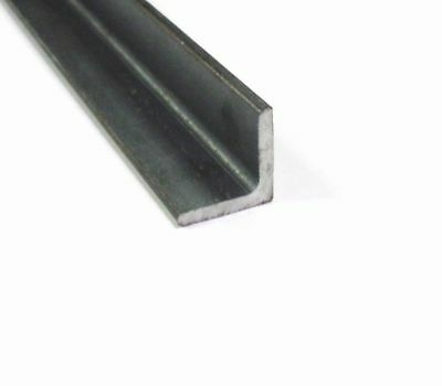 """4 Pieces Ships UPS 2-1//2x 2-1//2 x 3//16/"""" x 60/"""" A36 Mild Steel Steel Angle Iron"""