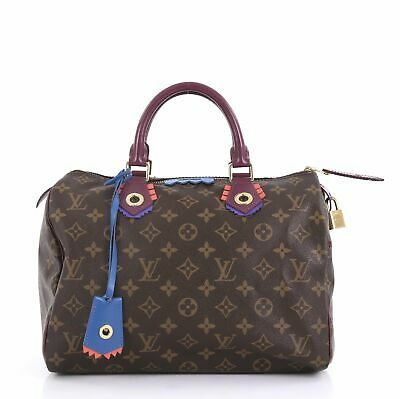 f608e77f90fc LOUIS VUITTON POLLY Handbag Limited Edition Monogram Canvas and Pony ...