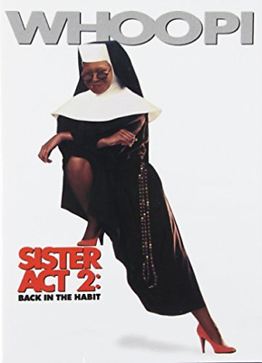 GOLDBERG,WHOOPI-Sister Act 2: Back In The Habit (US IMPORT) DVD NEW
