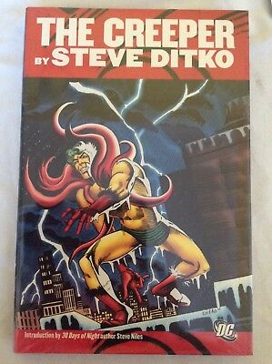 DC Comics - THE CREEPER by Steve Ditko OMNIBUS HC - NEW & SEALED