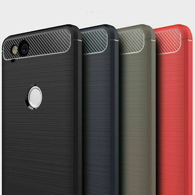 For Google Pixel / XL / 2 / 2XL / 3 / 3XL  3a / 3a XL Back Case Cover Slim Fit