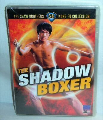 New Rare Oop Shaw Brothers Kung Fu Collection The Shadow Boxer Movie Dvd 1974