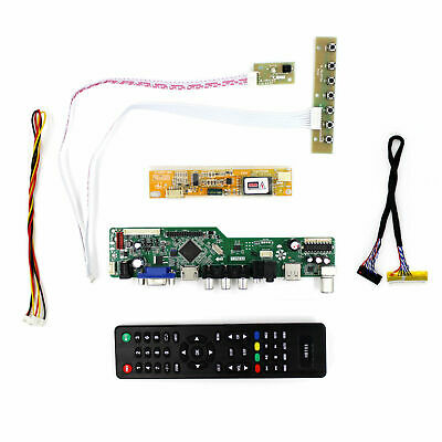 "For 15.6"" LTN156AT01 B156XW01 LTN160AT01 LCD HDMI VGA AV USB LCD Driver Board"